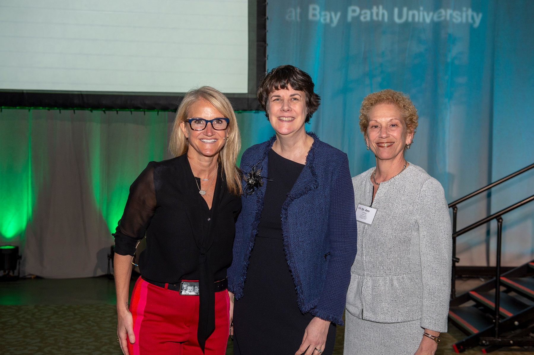 Three New Members Inducted Into Bay Path S 21st Century Business Leaders Hall Of Fame Bay Path University