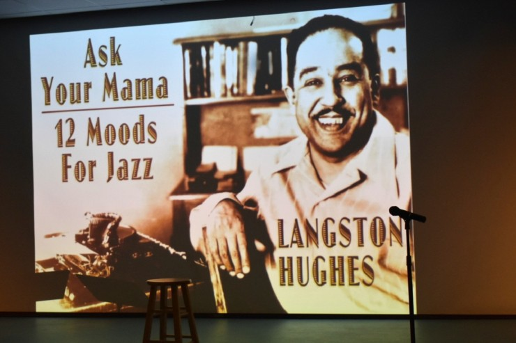 The Langston Hughes Project at Bay Path