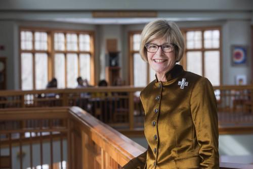 Patricia Pierce, Chair, Board of Trustees, Bay Path University