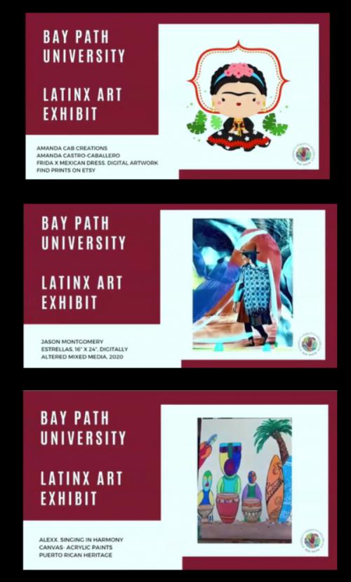 Latinx History Month Art Gallery