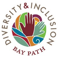 logo with words diversity and inclusion at bay path