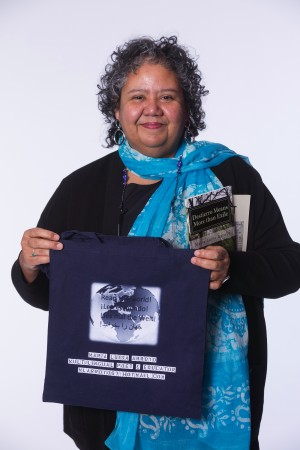 Assistant Professor of Writing and First-year Studies Maria Luisa Arroyo