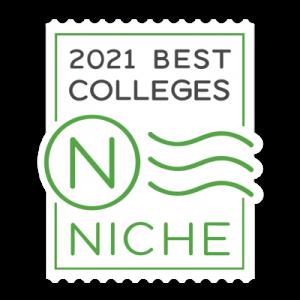 2021 Niche.com Award